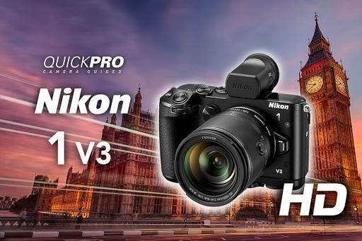 Nikon 1 v3 from QuickPro