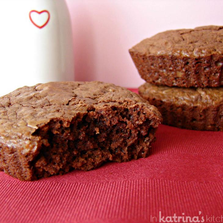 Nutella Oat Breakfast Cookies