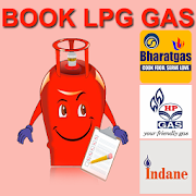 Online LPG GAS Booking India