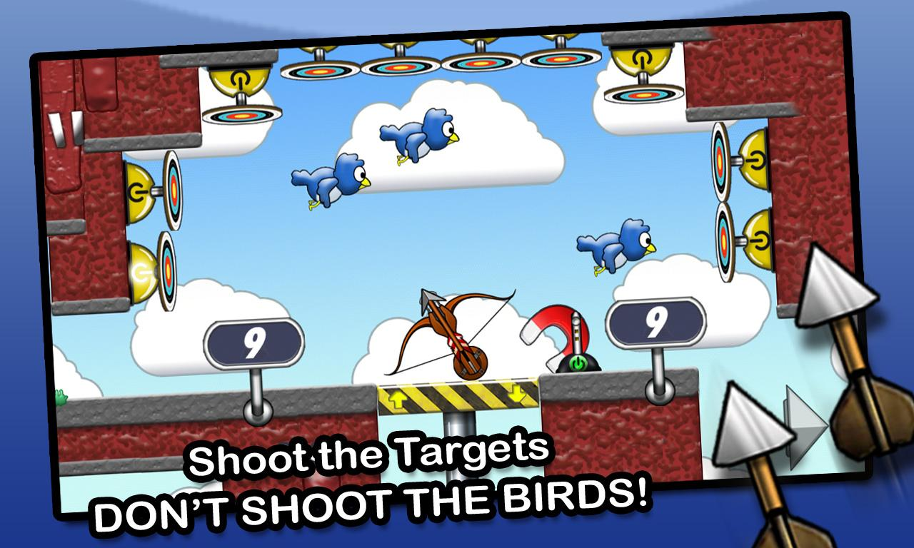 Arrow Mania: Crazy Bow Archery - screenshot