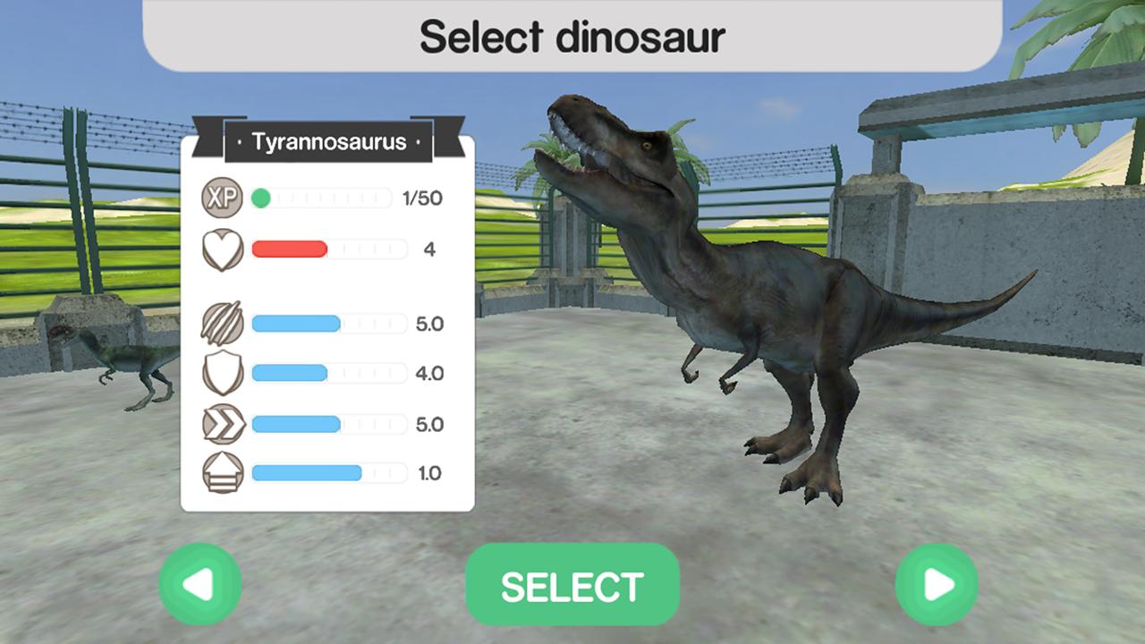 Dinosaurs v Cavemen Tower Defense Wars - play.google.com