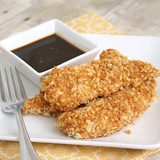 Baked Chicken Fingers.