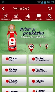 Ticketka- screenshot thumbnail