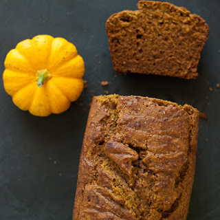 Honey Whole Wheat Pumpkin Bread.