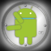 UCCW Skin - Andy Android Clock