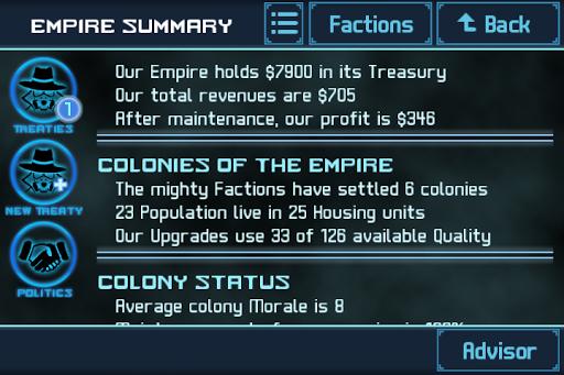 Star Traders 4X Empires Elite  screenshots 4