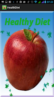 Screenshot of Healthy diet plus