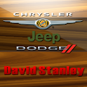 David Stanley Chrysler Jeep logo