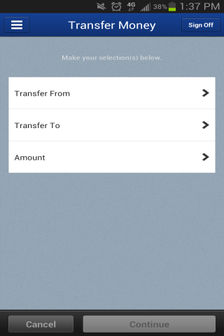 FFB Mobile Banking - screenshot