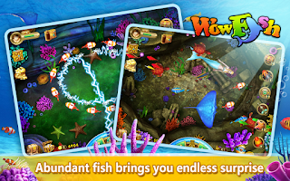 Screenshot of Wow Fish - Free Game