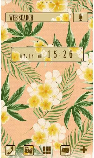 Flower Wallpaper Balmy Palms 1.2 Windows u7528 1