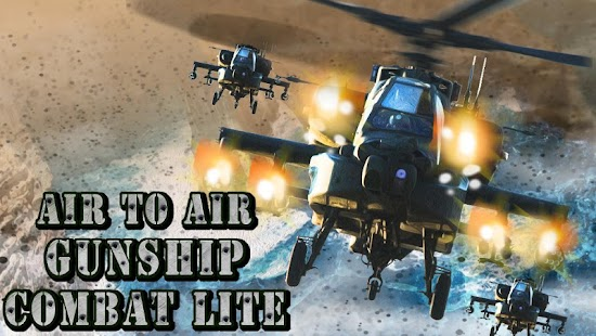 Air-To-Air-Gunship-Combat-Lite 3