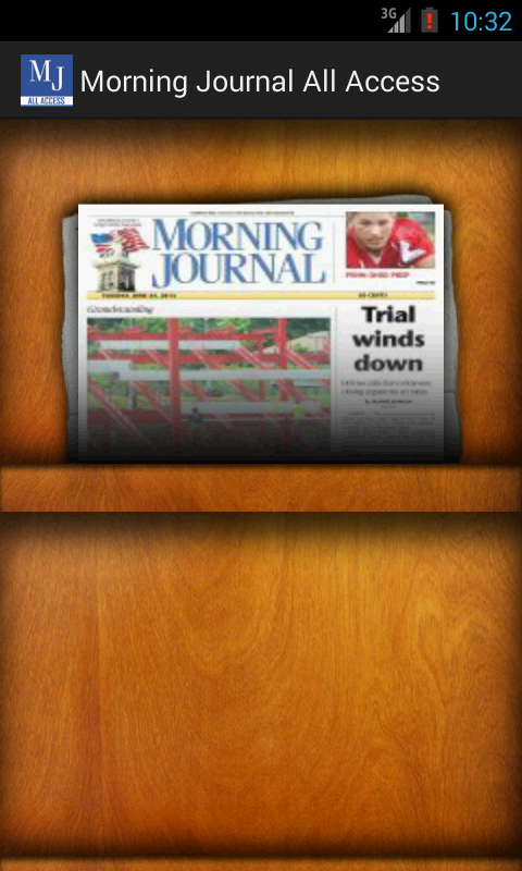 Morning Journal All Access - screenshot