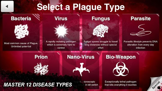 Plague Inc. MOD (Unlocked) 5