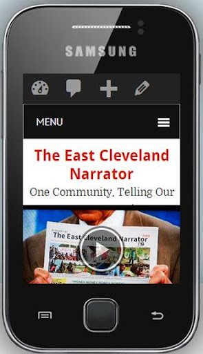 East Cleveland Narrator