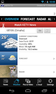 KETV 7 News and Weather - screenshot thumbnail