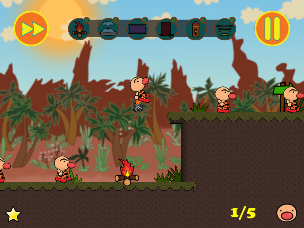Wobbles - screenshot
