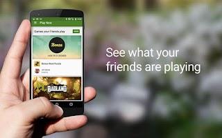 Screenshot of Google Play Games