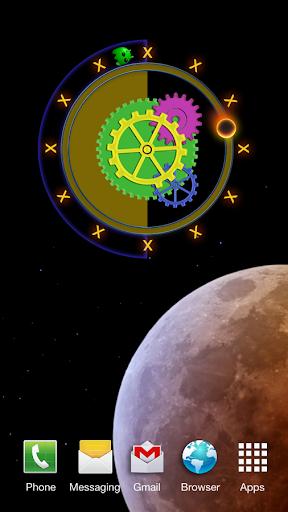 Alien Gear Clock