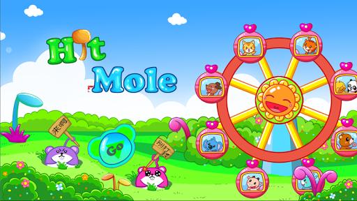 Kids Game:Hit Mole-Mole Killer