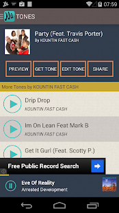 Myxer Ringtones & Radio (BETA) - screenshot thumbnail