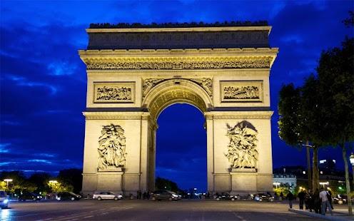 巴黎動態壁紙