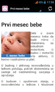 玩免費健康APP|下載Razvoj bebe app不用錢|硬是要APP