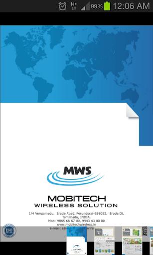 MWS E-Brochure