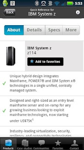 System Z Quick Reference - screenshot thumbnail