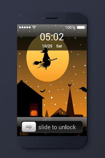 OS8 Halloween Lock