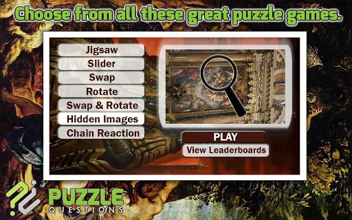 Art Puzzles: Peter Paul Rubens