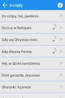 Screenshot of Kolędy. Wielki śpiewnik.