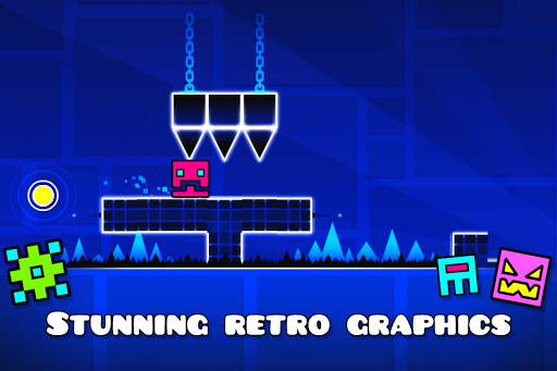 Geometry Dash Lite  captures d'écran 3