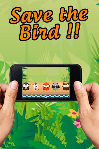 Shuriken Block Birds