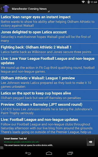 【免費運動App】Everything Oldham Athletic-APP點子