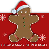 Christmas Keyboard Gingerbread