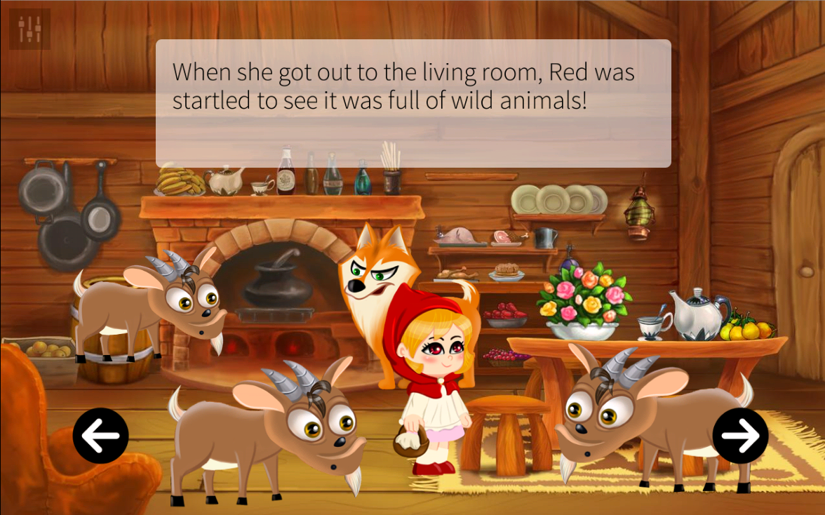 StoryScape Storybook Reader- screenshot