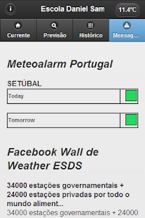 Weather ESDS - screenshot thumbnail