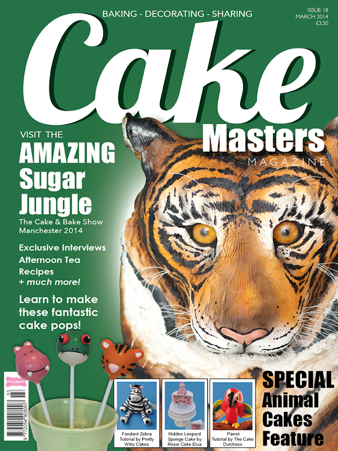 Cake Masters Magazine- screenshot
