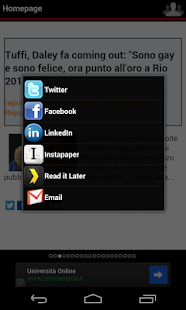Quotidiani Italiani+- screenshot thumbnail
