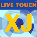 Live Touch XJ DJ mixer mp3 icon