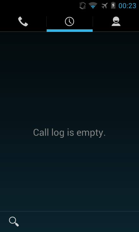 Hide Calls Automatically - screenshot