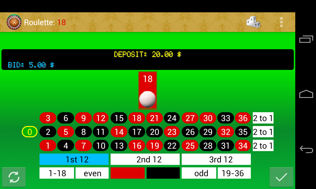 Roulette 4 Hrg 4: Android Apps On Google Play