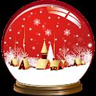 クリスマスオルゴールライブ壁紙 icon