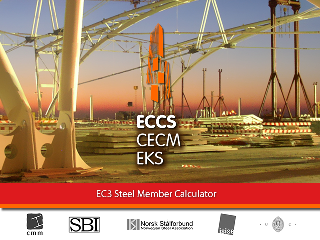 EC3 Steel Member Calculator- screenshot
