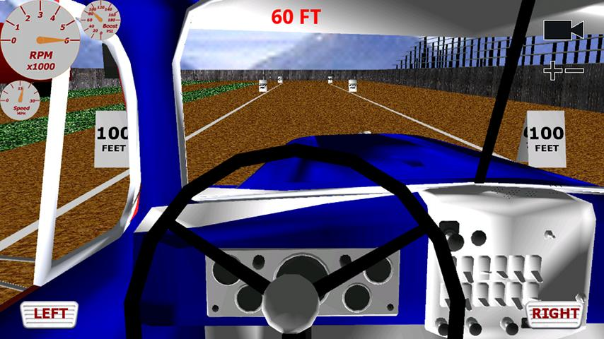 Truck Pulling - screenshot