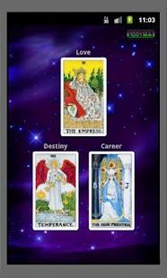 Tarot Reading- screenshot thumbnail