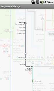 Metro de Madrid- screenshot thumbnail