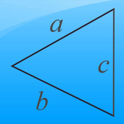Geometric Formulas Pro 教育 LOGO-玩APPs