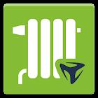 SmartHome Heizungssteuerung icon